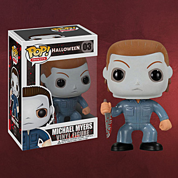 Halloween - Michael Myers Mini-Figur