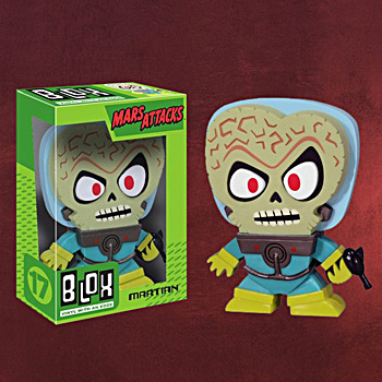 Mars Attacks - Movie Blox Figur
