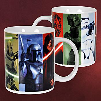 Star Wars - Schurken Tasse