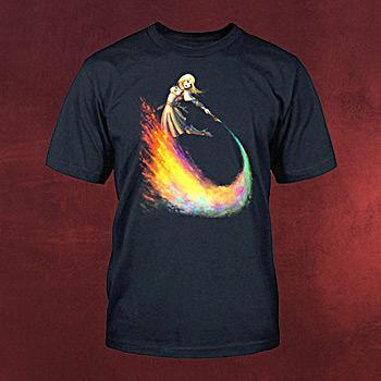 League of Legends - Lux Paintbrush T-Shirt