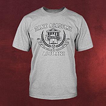 World of Tanks - Tank Academy T-Shirt