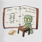 League of Legends - Amumu Voodoo Doll T-Shirt