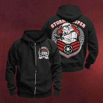Star Wars - Stormtrooper Kapuzenjacke
