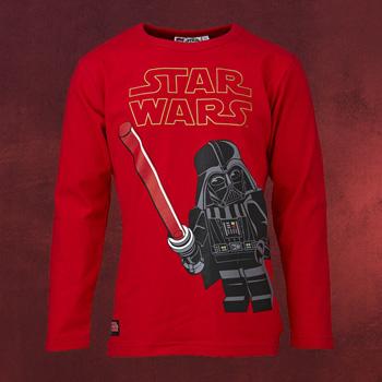 LEGO Star Wars - Darth Vader Longsleeve für Kinder