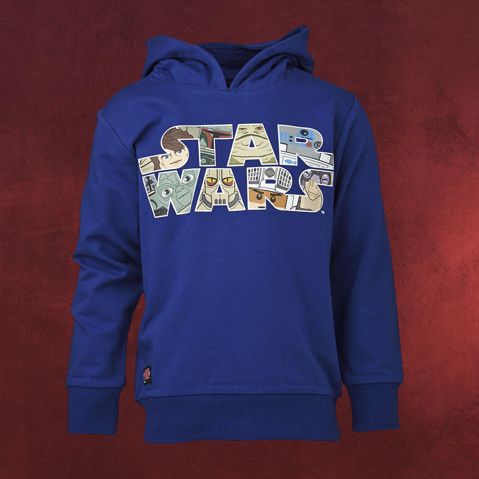 lego star wars hoodie f r kinder elbenwald. Black Bedroom Furniture Sets. Home Design Ideas