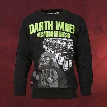 LEGO Star Wars - Dark Side Sweatshirt f�r Kinder