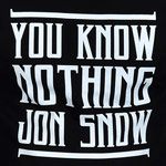 You know nothing Jon Snow - T-Shirt