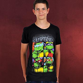 Retro Turtles T-Shirt