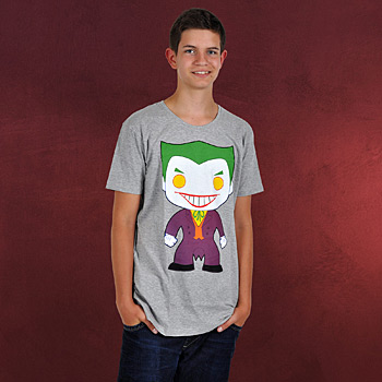 Batman - Pop Heroes Joker T-Shirt