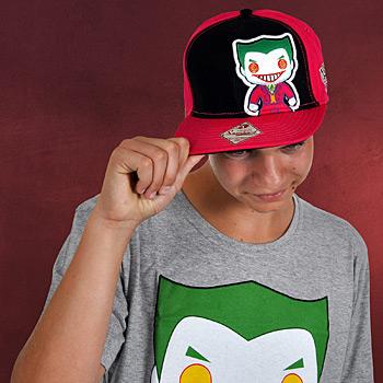 Joker Snapback Cap