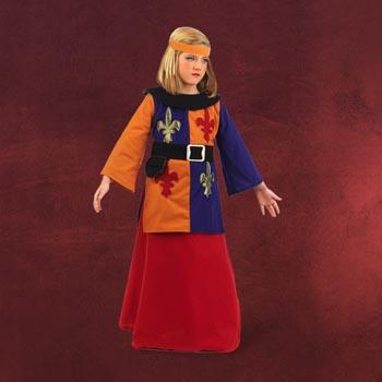 Lilienmaid - Mittelalter Kinderkostüm