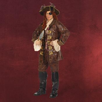 Captain Hook - Kostüm Herren