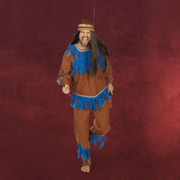 Indianer H�uptling - Kost�m Herren