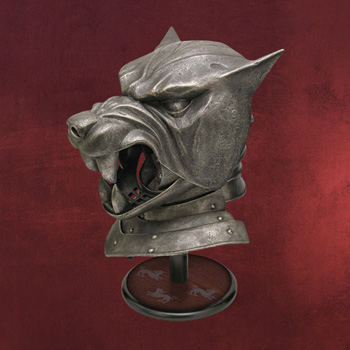 Game of Thrones - Bluthunds Helm Replik