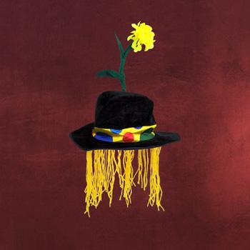 Clown Hut schwarz - Kost�mzubeh�r
