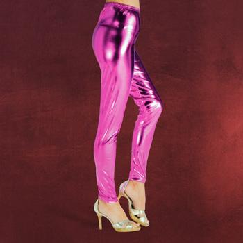 Leggings pink - Kost�mzubeh�r
