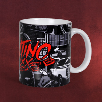 Tarantino XX - Movie Tasse