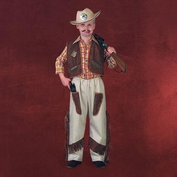 Sheriff - Kinderkostüm