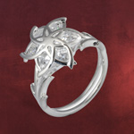 Hobbit - Nenya Ring