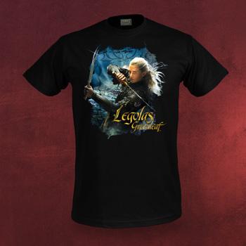 Hobbit - Legolas Greenleaf T-Shirt