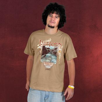 Hobbit - Seestadt Esgaroth T-Shirt