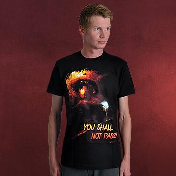 Herr der Ringe - Balrog von Moria T-Shirt