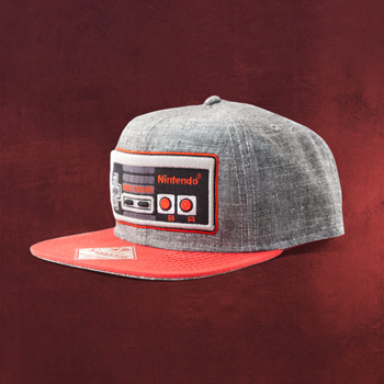 Nintendo - Controller Snapback Cap