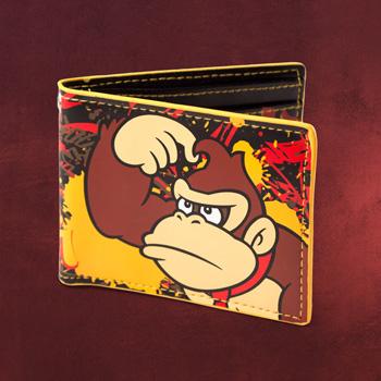 Super Mario - Donkey Kong Brieftasche