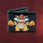 Super Mario - Bowser Brieftasche