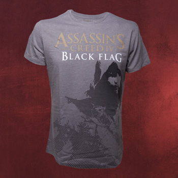 Assassins Creed IV - Black Flag T-Shirt