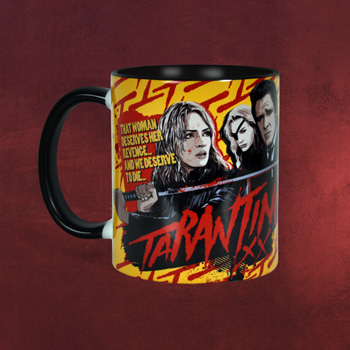 Kill Bill - Tarantino XX Tasse