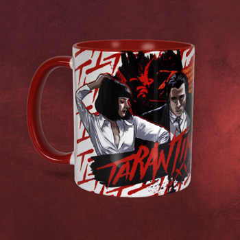 Pulp Fiction - Tarantino XX Tasse