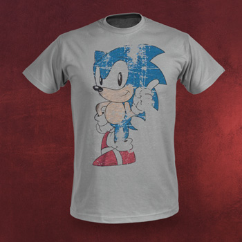 Sonic the Hedgehog - T-Shirt