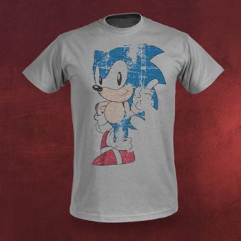 Sonic the Hedgehog - T-Shirt