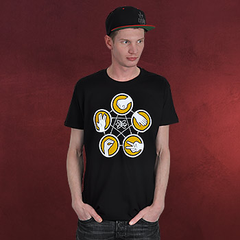 The Big Bang Theory - Game T-Shirt