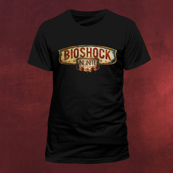 Bioshock Infinite - Logo T-Shirt