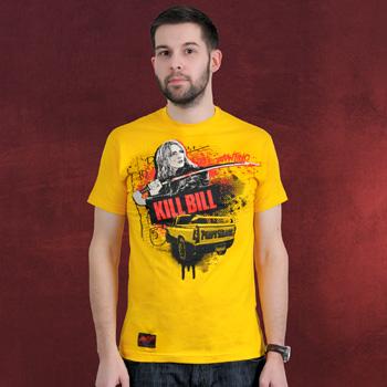 Kill Bill T-Shirt - Pussy Wagon Tarantino XX