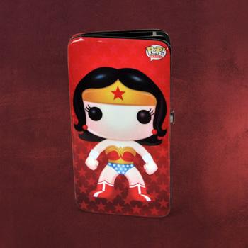 Wonder Woman - Pop Heroes Geldb�rse