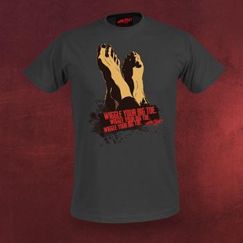 Kill Bill T-Shirt - Wiggle Your Big Toe - Tarantino XX