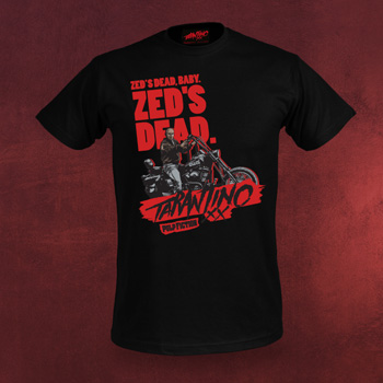 Pulp Fiction T-Shirt - Zed´s Dead - Tarantino XX