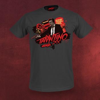 Reservoir Dogs T-Shirt - Mr. White - Tarantino XX
