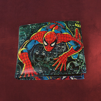 Spider-Man - Marvel Brieftasche