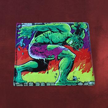 Hulk - Marvel Brieftasche