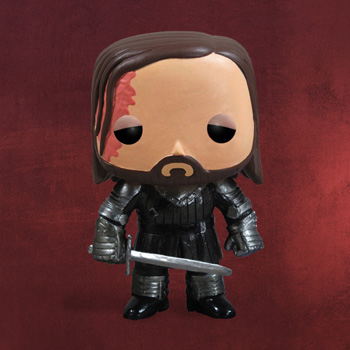 Game of Thrones - Sandor Clegane der Hund Mini-Figur