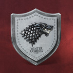 Game of Thrones - House Stark Wappen
