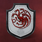 Game of Thrones - Targaryen Wappen