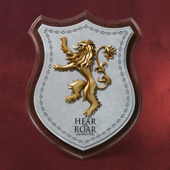 Game of Thrones - Lannister Wappen