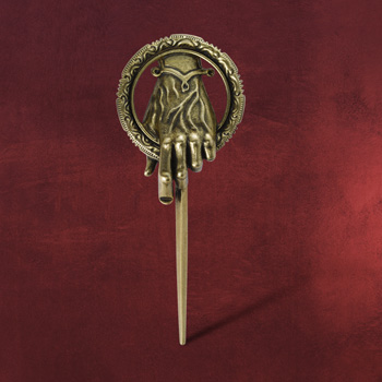 Game of Thrones - Hand des K�nigs Anstecknadel