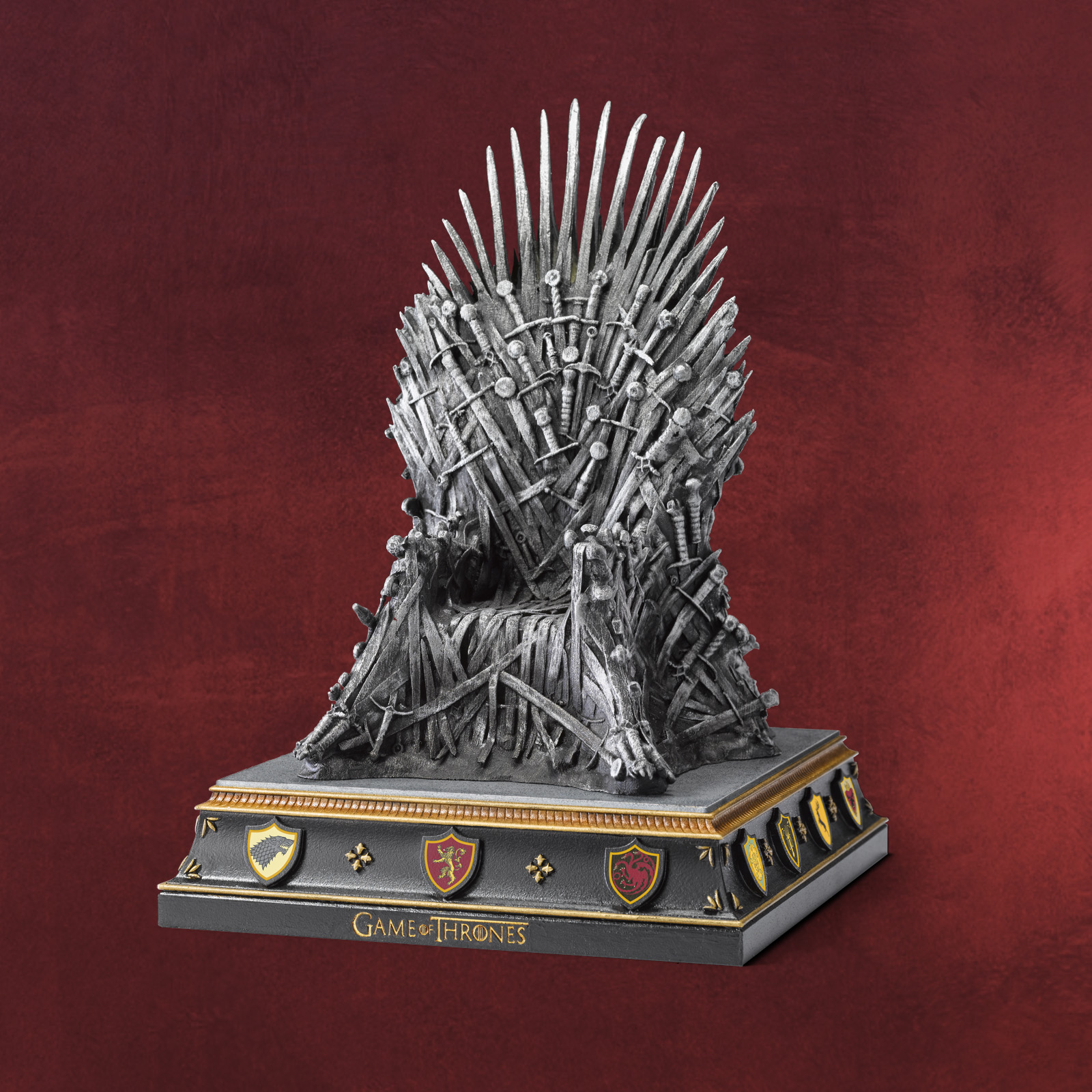 game of thrones eiserner thron buchst tze elbenwald. Black Bedroom Furniture Sets. Home Design Ideas