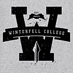 Winterfell College Hoodie